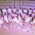Il coro Greensleeves nel 2015